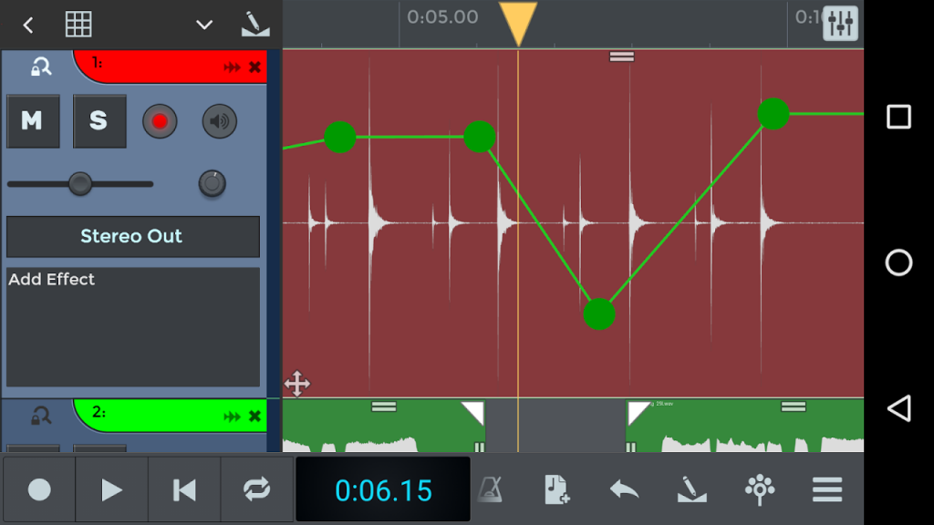 n-Track Studio 8 Music DAW | Download APK for Android ...