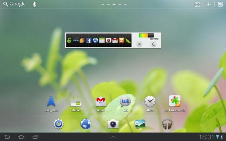 GO Launcher HD for Pad 1 19 Download APK for Android - Aptoide