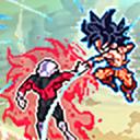 Super Saiyan Goku Battle