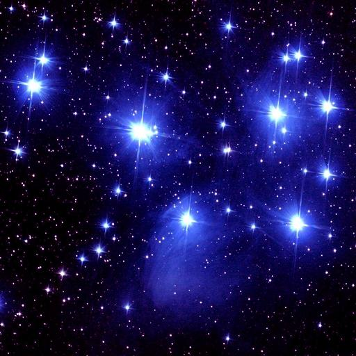 Magic Constellations Music Visualizer