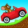 Tom Driving Hill Climb Racing
