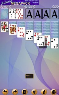 Solitaire Free Pack screenshot 5