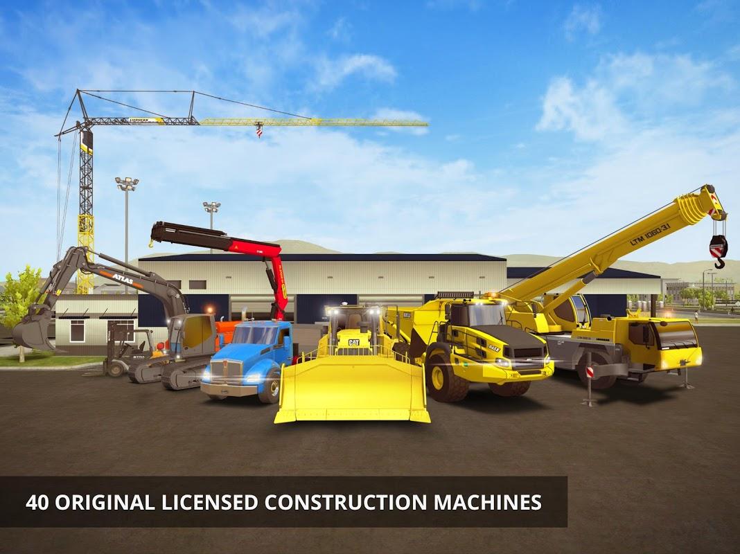 Construction Simulator 2 screenshot 1