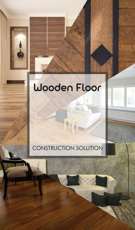 Wooden Floor Design screenshot 1