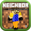 Map Hello Neighbor In Minecraft