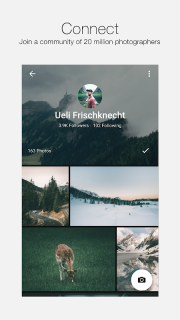 EyeEm - Camera & Photo Filter screenshot 4