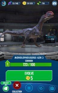 Jurassic World™ Alive screenshot 11
