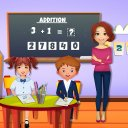 Kindergarten High School Game: Classroom Fun