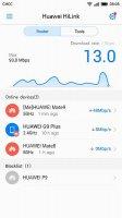 Huawei HiLink (Mobile WiFi) Screen