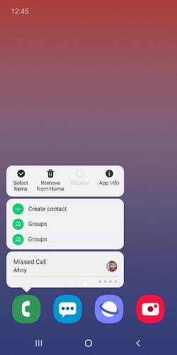 [Oficial] Samsung TouchWiz Home screenshot 2