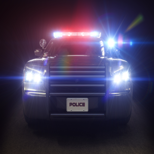 Police Prank Lights Sirens Icon Awesome Ideas