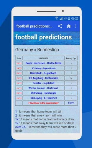 Football predictions and betting tips handelen in bitcoins worth