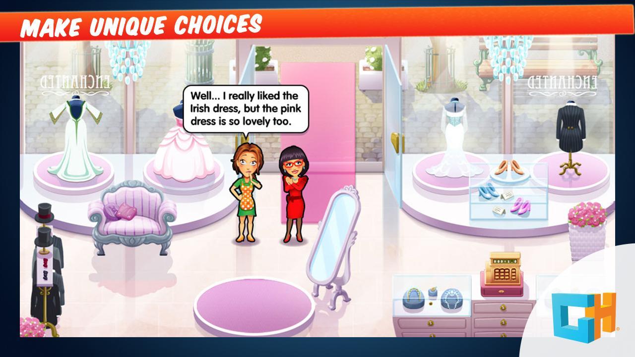 Delicious - Wonder Wedding screenshot 2