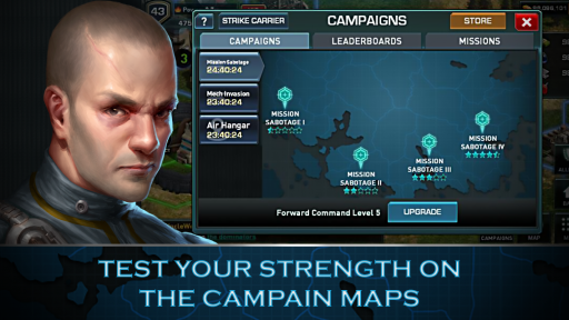 War of Nations: PvP Domination screenshot 6