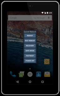 Quick Reboot Pro [ROOT] screenshot 3