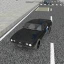 Lernen, zu fahren Parkplatz 3D