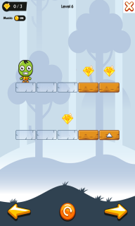 Jumping Monster screenshot 4