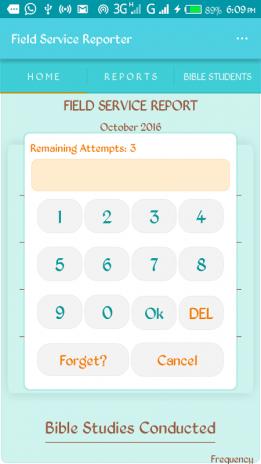 JW Report 1 3 Android - Aptoide için APK indir