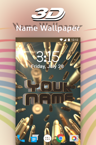 3d My Name Live Wallpaper 12 Télécharger Lapk Pour Android Aptoide