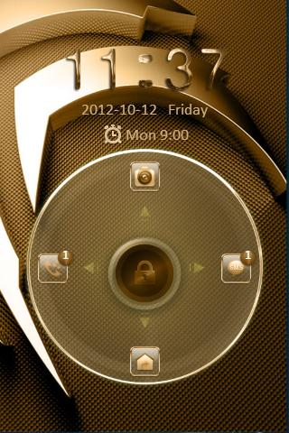 Luxurious Go Locker Theme screenshot 1