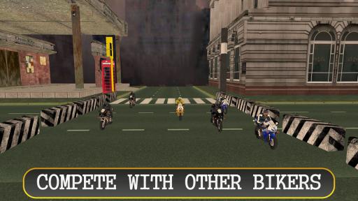 Real Bike Racer: Battle Mania screenshot 2