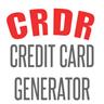 CRDR Credit Card Generator with CVV