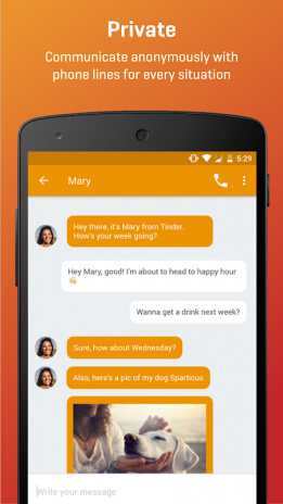 Burner - Free Phone Number3 7 0 tải APK dành cho Android - Aptoide