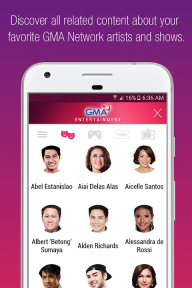 GMA Network screenshot 4
