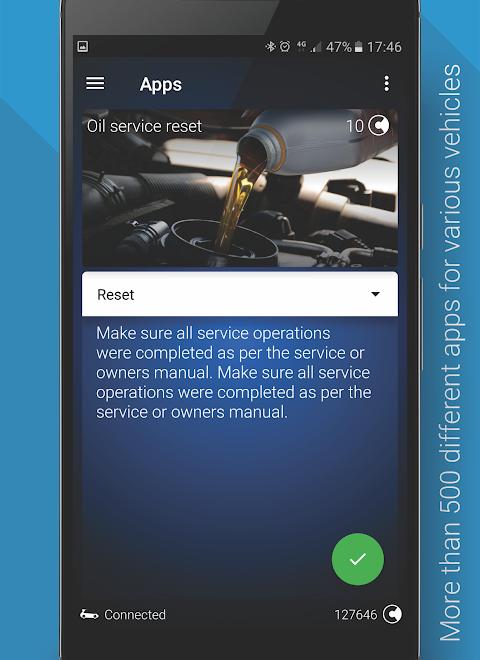 OBDeleven PRO car diagnostics app VAG OBD2 Scanner screenshot 8