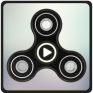 fidget spinner videos icon