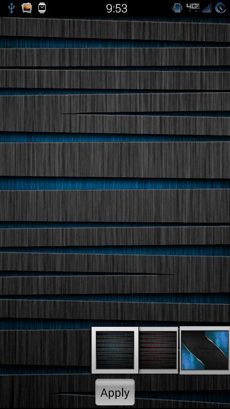 Cobalt Icon Pack screenshot 2