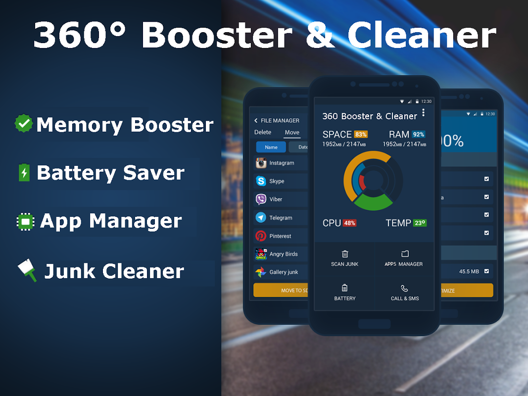app 360 booster