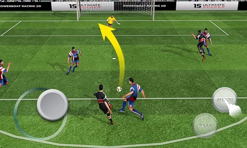 Ultimate Football screenshot 2
