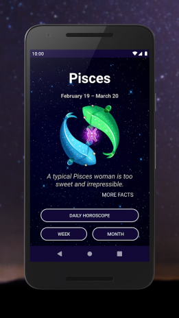 Pisces ♓ Daily Horoscope 2019 4 1 6 Download APK for Android - Aptoide