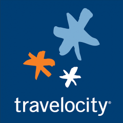 Travelocity Hotels Flights Icon