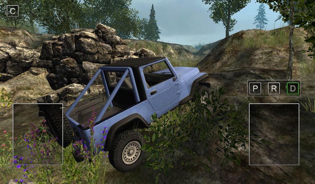 4x4 Off-Road Rally screenshot 2