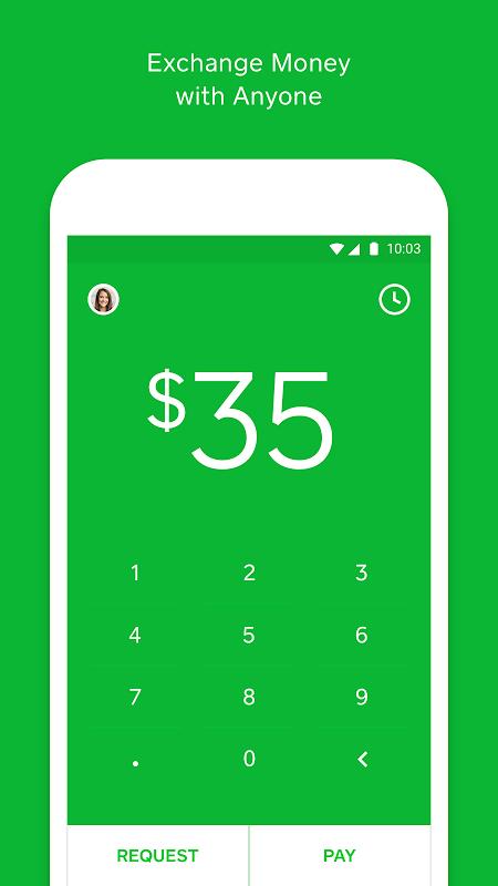 Cash App screenshot 1
