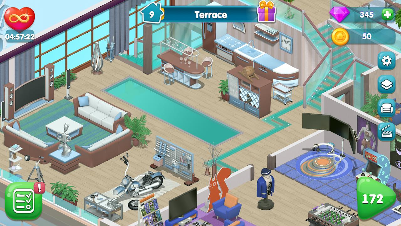 Happy Home - Design & Decor screenshot 2