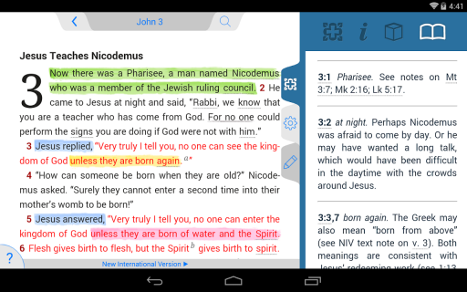 Zondervan NIV Study Bible 7 11 Download APK for Android