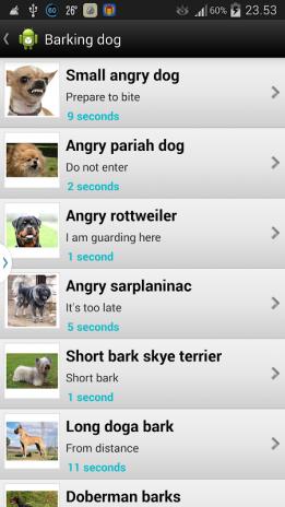 bunyi anjing menyalak 15 0 Muat turun APK untuk Android