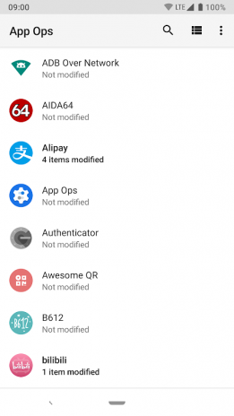 App Ops - Permission manager 3 1 1 r956 eec61b4 Download APK