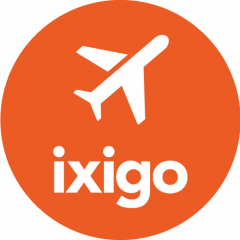 Flight Hotel Booking App Ixigo Icon