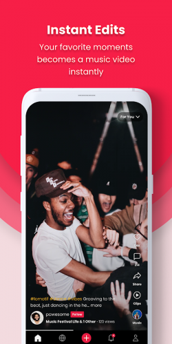 Lomotif: Social Video Platform screenshot 4
