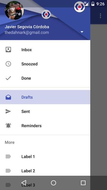 Material Design Calendar Github : Material design navigation drawer download apk for