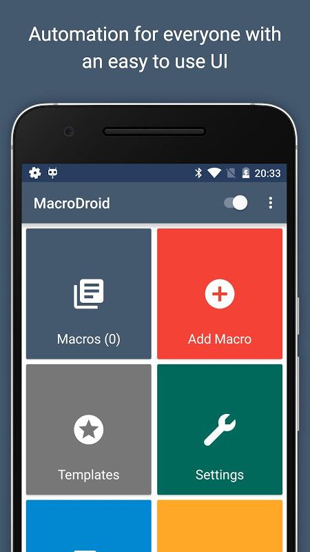 MacroDroid - Device Automation screenshot 1