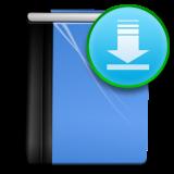eBook Downloader Icon