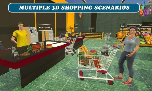 Christmas Shopper Simulator Apk.Supermarket Shopping Rc Cart Bank Atm Simulator 1 0