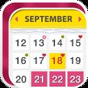 Woman Calendar-Period Tracker