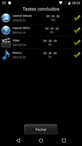 Bateria HD - Battery screenshot 5
