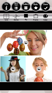 Easter Egg Photo Collage screenshot 3